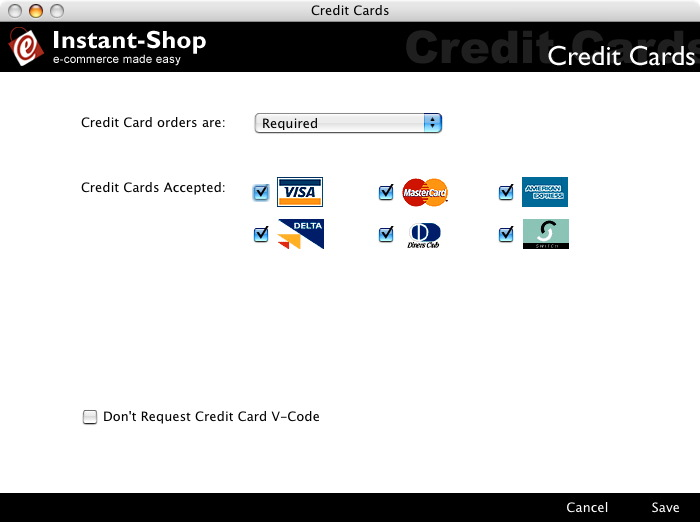 Instant credit shopping online